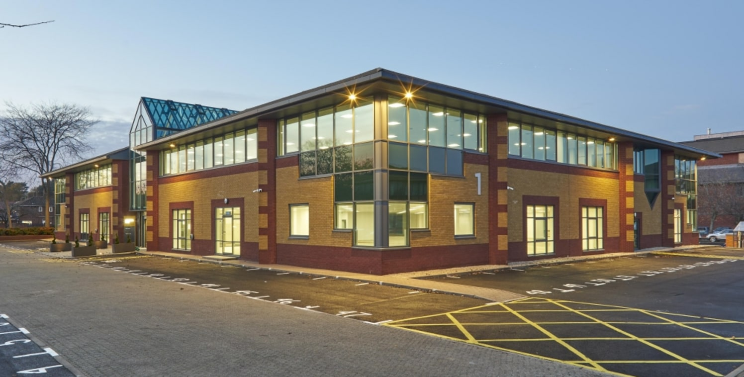 Key Features<br><br>* Refurbished to an excellent level<br>* Modern office building<br><br>Location<br><br>The property is located at the Albert Drive entrance to Genesis Business Park.<br><br>Woking town centre is a few minutes distant by car, with...