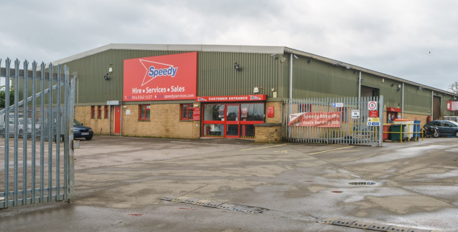 Strong industrial location, within 2 miles of junction 12 of the M5• Freehold • Single let industrial unit totalling 18,923 sq ft • Passing rent of £113,500 per annum, reflecting a low base rent of £4.72 per sq ft • New ten year lease with five year...