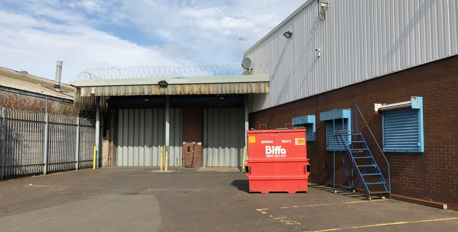 The property fronts onto Holyhead Road and comprises a large Warehouse together with a large yard accessed from Middlemore Road which provides both loading and unloading access to the warehouse and staff and customer car parking.\n\nApproximately 35%...