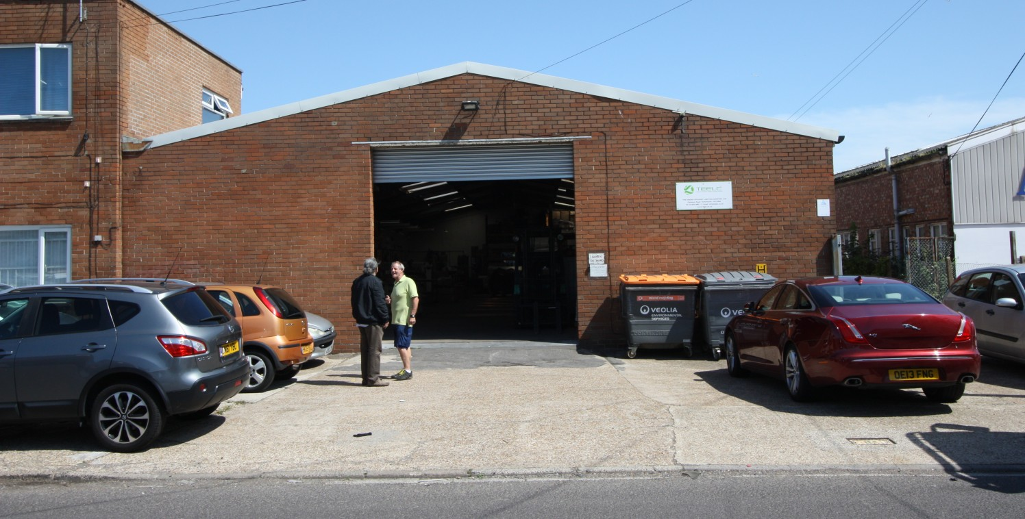 Industrial/Warehouse Unit   443.47 sq m (4,774 sq ft)