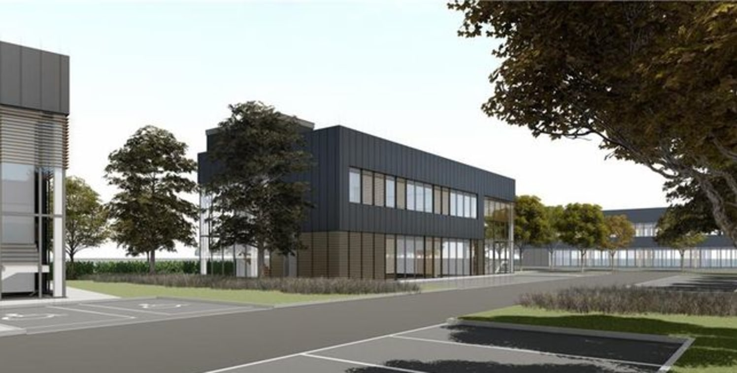 Suffolk Business Park is a prominent gateway development providing a high quality working environment set on approximately 57 acres of attractively landscaped strategic employment land. Zone 1 has been identified principally for office and research ....