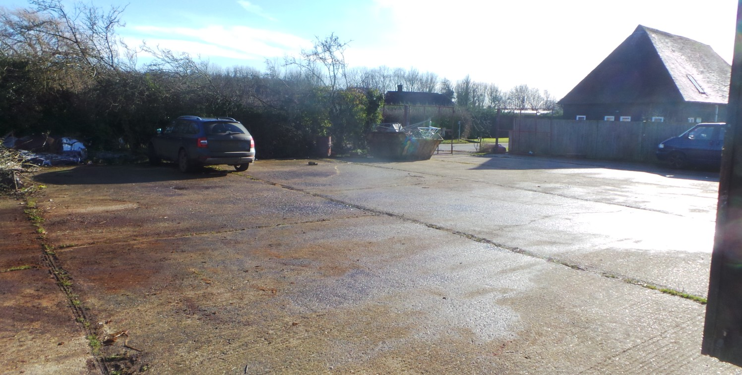 This site totals approximately 0.43 acres and whilst we currently have a little under 2,000 sq ft of storage accommodation and some external hardstanding available, further space could be made available in due course. The current accommodation is con...