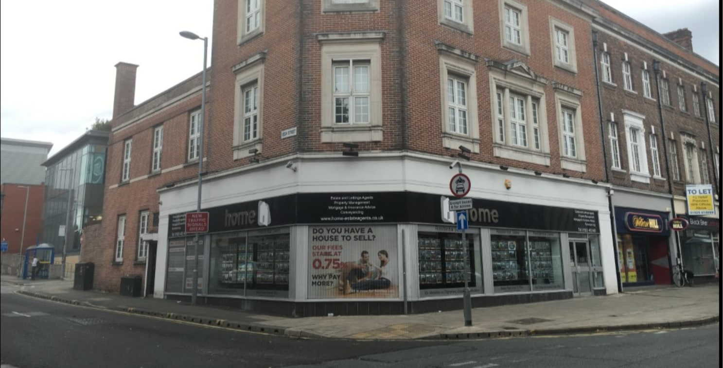 The premises comprise a three storey building with offices to the upper floors accessed by an internal stair. The ground floor has A2 retail use. To the rear there is a loading and parking area.   The principle retail frontage is from Sankey Street a...