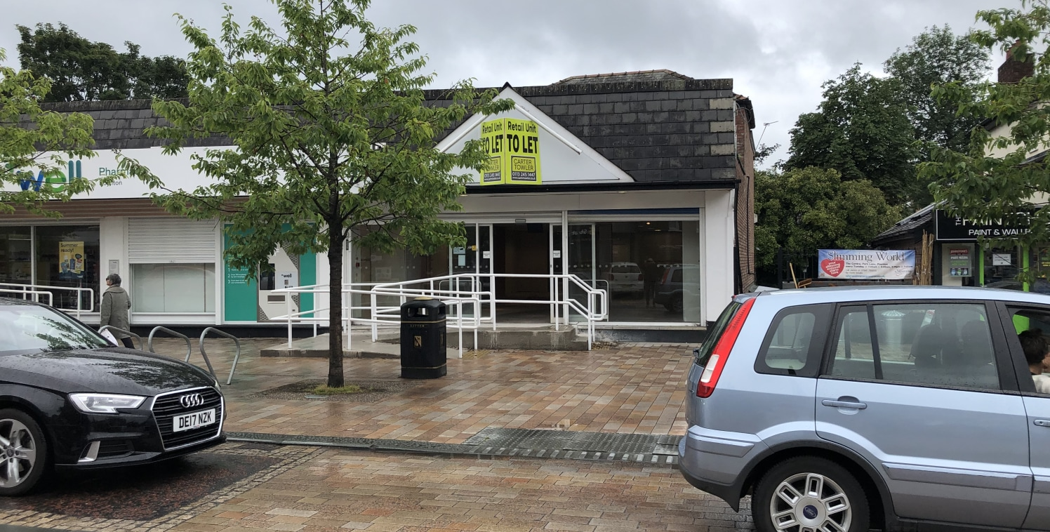 The available unit forms part of a block property and comprises an open plan retail unit with loading to the rear. In addition there is a small first floor comprising w/c's, a staff kitchen and office/storage accommodation. The property benefits from...