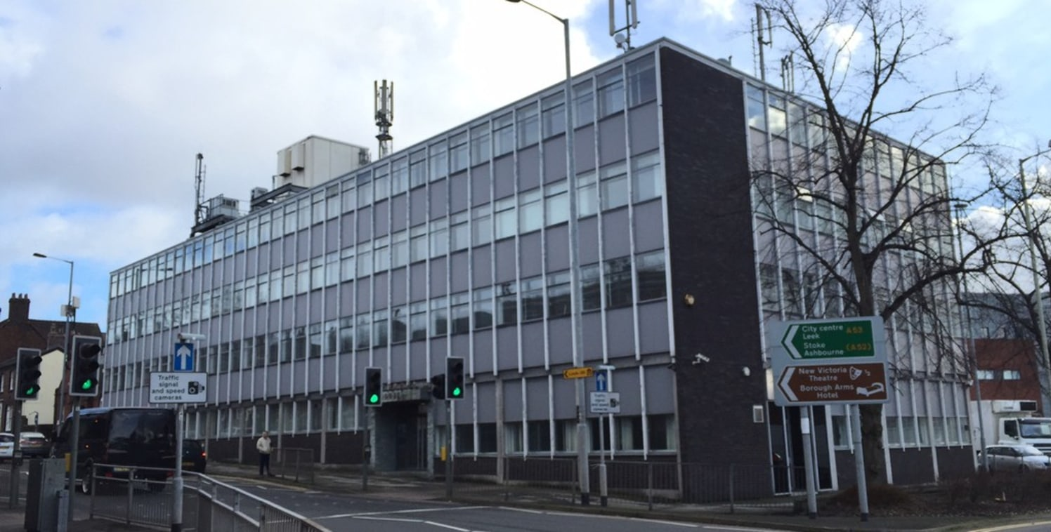 The property comprises of a substantial office premises arranged over four floors and occupying a town centre...
