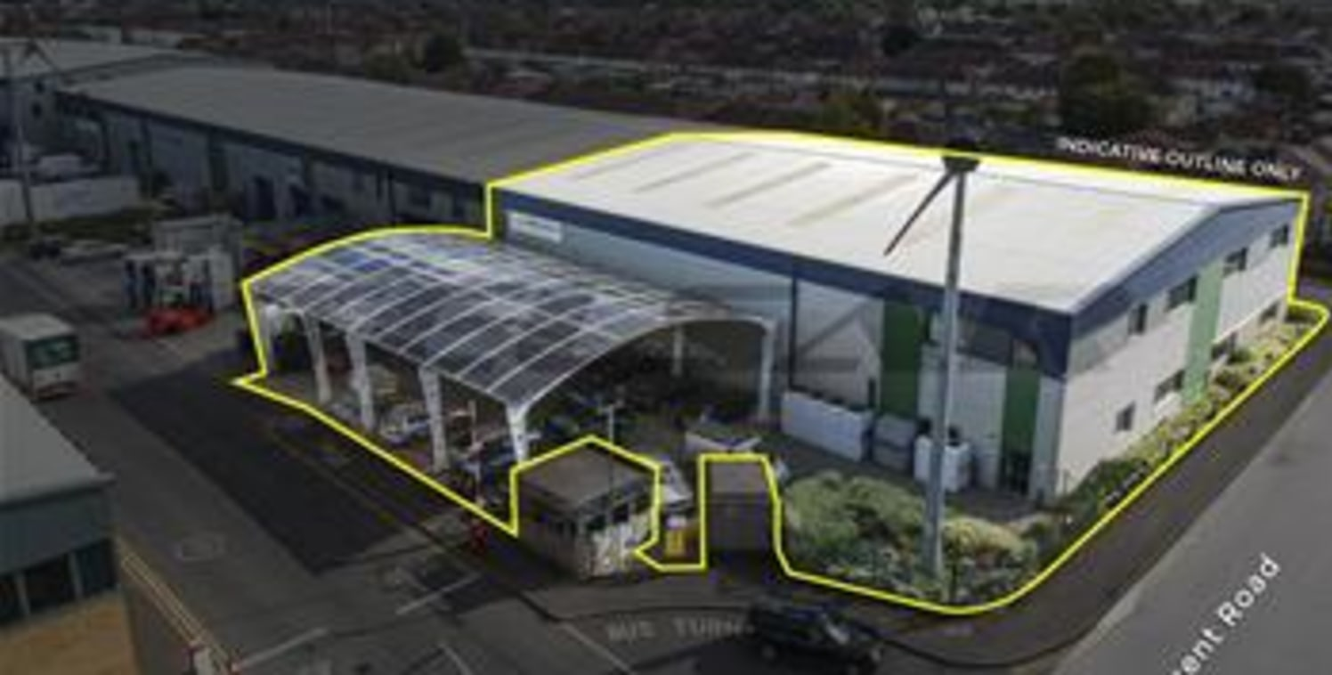 The premises comprise a modern warehouse/storage unit of steel portal frame construction with profile sheet metal clad elevations to a pitched roof. Clear open plan warehousing is arranged over the ground floor and ancillary office accommodation is a...