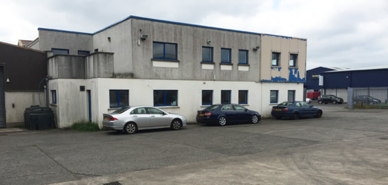 8 Loguestown Industrial Estate, Coleraine, BT52 2NS, | OKT (O'Connor Kennedy Turtle) - Commercial Property Consultants