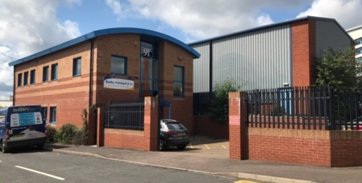 Varney House is a modern detached office building of brick construction. At ground floor level the building is divided to provide a reception area with two private offices, male/female WC's and kitchenette facilities....