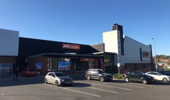 The premises were originally constructed as a bowling alley which together with the adjoining cinema was the Viaduct Leisure Complex . The bowling alley has now closed and the space has been newly refurbished and will be finished to shell condition w...