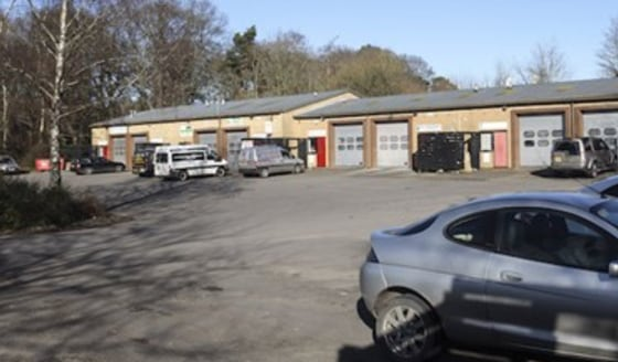 Hollyhill Park Industrial Estate - Cinderford
