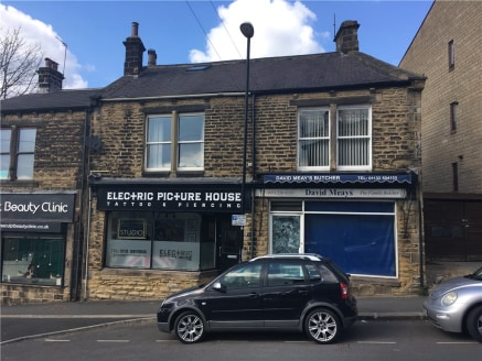 Summary  Prominent Road Frontage  Suitable for a Variety of Uses (subject to consent)  Total Accommodation - 44.66 sqm (480.79 sqft)  Ground Floor Retail Accommodation with Ancillary Basement Storage  Description  The premises are arranged with retai...