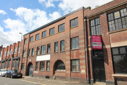 SERVICED OFFICES near BIRMINGHAM CITY CENTRE and the JEWELLERY QUARTER - Suites available from 300 ft2 - 1,500...