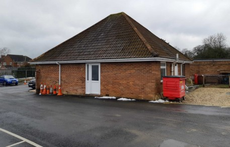 Self contained office suite with two allocated car parking...