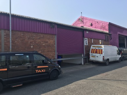 The property is a light industrial unit of brick / block construction beneath a pitched roof with translucent sky lights. Internally the property comprises of open plan warehouse with a section of WC facilities / internal storage and offices on first...