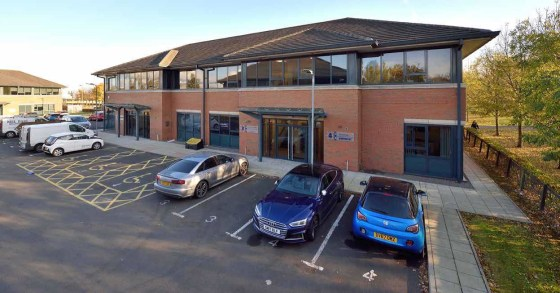 Modern Office Development Situated Close to the M9 Motorway