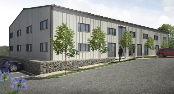 Brand New Low Energy Building containing 13 Office Spaces, From 28.2 Sq M (307 Sq Ft) To 947.04 Sq M (10,194 Sq Ft), All units are DDA Compliant, Platform Lift, Superfast Internet (FTTC), Communal Kitchen, Low Energy Building, 24 Hour On-Site Securit...