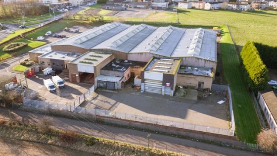 Warehousing, Industrial Unit with Large Secure Yard and Offices