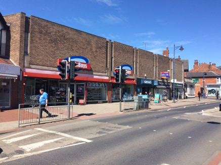 The property forms part of a purpose built parade of shops with nearby occupiers including Greggs and Peak Pharmacy. The vacant unit comprises a ground floor sales area with additional accommodation on the first floor suitable for office, staff and w...