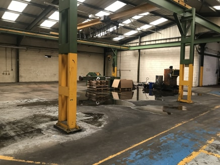 The property comprises an engineering and industrial facility with a mixture of single storey workshops and a three storey office building with good access arrangements and a self contained yard.   The single storey engineering and industrial buildin...