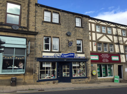 The premise briefly comprises a prominent ground floor retail unit having a two bedroomed residential flat above that can be access either through the shop or via a personnel door to the rear elevation.  Having an open plan configuration to the groun...