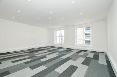 97-99 King Street is characterful, self-contained office property in Hammersmith, which has recently been refurbished to a high standard. The space benefits from a fitted kitchen and demised WCs and shower.