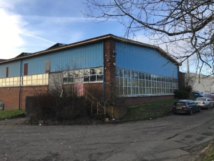 The property comprises a self-contained industrial/warehouse facility with offices. It is of portal frame construction with a mix of glass, blockwork and steel panelled walls under a pitched roof incorporating ....