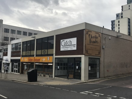 The subject premises comprise a two-storey end of terrace, self-contained takeaway / restaurant outlet. The ground floor accommodation has previously been used as a takeaway facility serving the restaurant area on the upper floor. On the first floor...