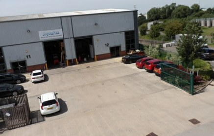 An end terraced warehouse/industrial unit comprising 5,031 sq ft available To Let (May Sell) in Middlewich.  High specification unit with good car parking and external circulation.  £32,000 per annum or price upon application.