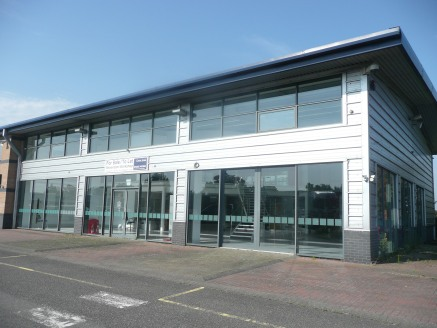 Showroom & Offices To Let at the former Mitsubishi Building