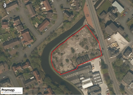 *** CANAL SIDE DEVELOPMENT SITE ***  The property is located in the City Waterside neighbourhood of Stoke on Trent; by road, it is approximately:   0.10 miles from the Emma Bridgewater Pottery;   0.35 miles from the City Centre bus station;   0.50 mi...