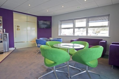 Basingstoke serviced office solutions are many and varied, in town or out of town.