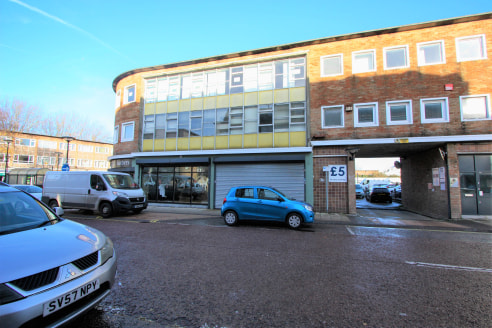 Town Centre Offices  Size - 411 sq m (4,434 sq ft)
