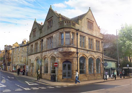 **1/3 Rates discount may be applicable on retail premises as of April 2019, subject to qualification**  The available space comprises the ground floor of a period character former Banking Hall which has been split to provide two open plan retail/rest...