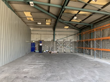 Purpose built builders merchant. 818 sq m (8,806 sq ft). Extensive site area of 1.94 acres. Popular trade location. Prime mixed use business park.
