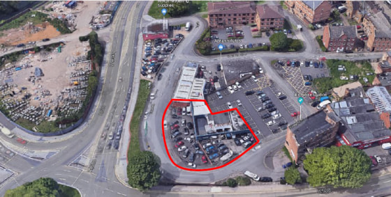 The subject site currently comprises of Light Industrial units for car repairs, car sales showroom and sales forecourt. The site may be suitable, subject to planning, for a range of residential of commercial...
