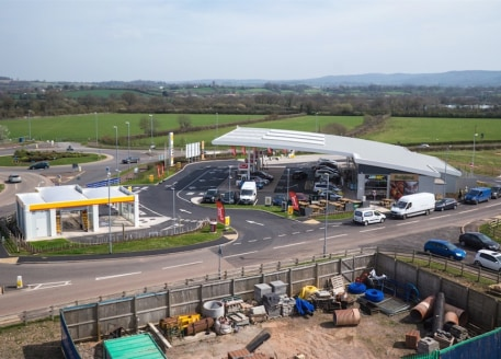 The Trade/Roadside Zone is located fronting the busy A38 main arterial route half a mile rom Junction 26 of the M5 Motorway. Design and build opportunities available on a freehold or leasehold...