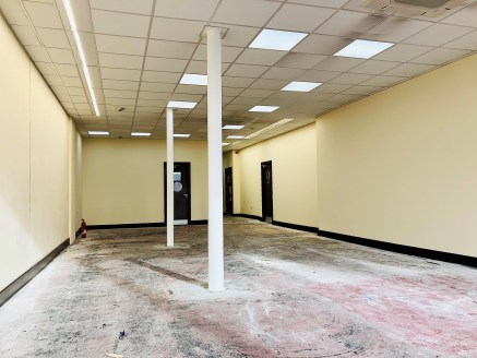 105 The ROCK is a primary premises of approximately 153.4 Sq m (1,651Sq Ft) located in a prominent position at the heart of the main shopping hub of Bury town centre.MUST BE VIEWED TO APPRECIATE THE SPACE AND LOCATION!!  This is a opportunity to have...
