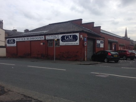 LOCATION\n\nWilliam Street is situated just off Burnley Road and Penny House Lane on the edge of Accrington town centre with other occupants in the area including Taskers Furniture store.\n\nThe property is also within approximately 2 miles of access...