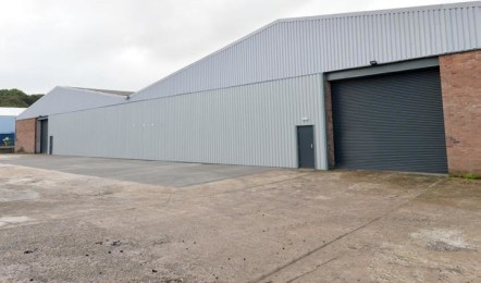 3 phase power. CCTV monitored. Roller shutter doors x2. WC's. Yard area. Open warehouse accommodation. Parking. Lighting to warehouse. Flexible terms.