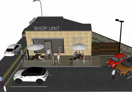 Offered for Lease is a new build retail premises set in this  prominent town centre location within the established Lawson Road car park. The property is visible from the busy A641 Huddersfield Rd which leads to the M62 Motorway and is located opposi...