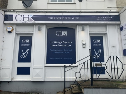 High Street shop/office (A1/A2 uses)- to let on new lease