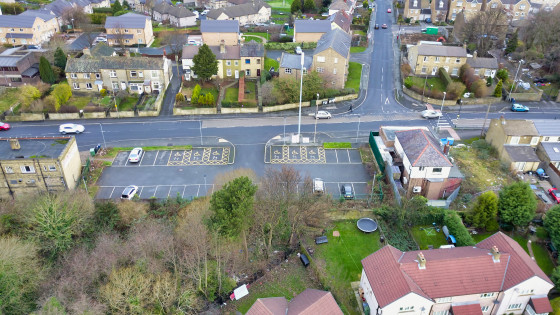 The carpark/land extends to approximately 0.23 acres (0.09 hectares) and benefits from access off Sheepridge Road, the land is of a flat nature being predominantly tarmacadam which forms the 31 space carpark.   The land is unallocated on Kirklees Cou...