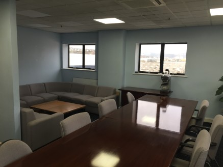 The premise briefly comprises the second floor of an office building situated in the commercial sector of Brighouse located just off Junction 25 of the M62 Motorway.  The available space is predominantly open plan having 3 partitioned office/ meeting...