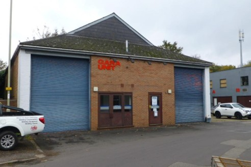 Industrial/warehouse premises suitable for motor trade