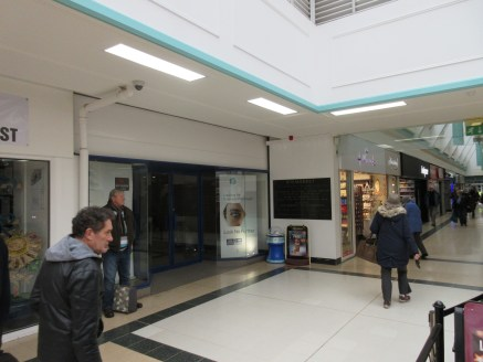 Unit 22 Ryemarket Shopping Centre<br>Stourbridge, DY8 1HJ<br>Unit 22 Ryemarket Shopping Centre, Stourbridge<br><br>Guide Price<br><br>&pound;24,500 per annum plus VAT<br><br>Floor Area (Max)<br><br>1,813 SqFt ( 168 SqM )<br><br>This unit consists of...