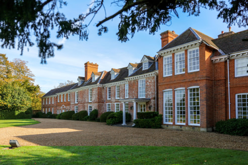 Yateley Hall is a unique and striking self contained period office building which sits in approximately 6 acres of grounds providing complete seclusion. There are substantial lawns to the front allowing excellent views and a light and attractive land...