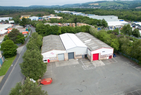 "<p class=""p1"">Crossgrange Trading Estate is a self-contained industrial development comprising six units arranged in terraces with shared yard.<span class=""Apple-converted-space"">&nbsp; </span></p>  <p class=""p1"">The estate is approximately 0.5 km of..."