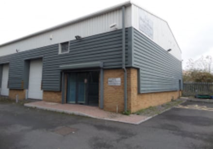 UNIT 9a CHARNWOOD PARK, CLOS MARION, CARDIFF, CF10 4LZ\n\nFOR SALE\n\n3,166 Sq.Ft.\n\nA semi-detached workshop unit that has been extensively fitted out at ground and first floor level with office and ancillary accommodation. c. 1,721 sq.ft. of store...