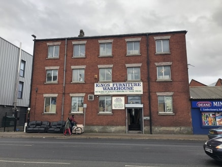 The subject property comprises of a detached, three storey, traditionally constructed mill type premises, which is currently operating as a retail furniture store. Internally, the property is configured to provide accommodation across basement, groun...