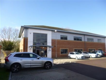 High Quality Office accommodation on a premier business park close to J13 of the...